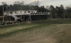 Leatherman Golf driving range in Charlotte, NC