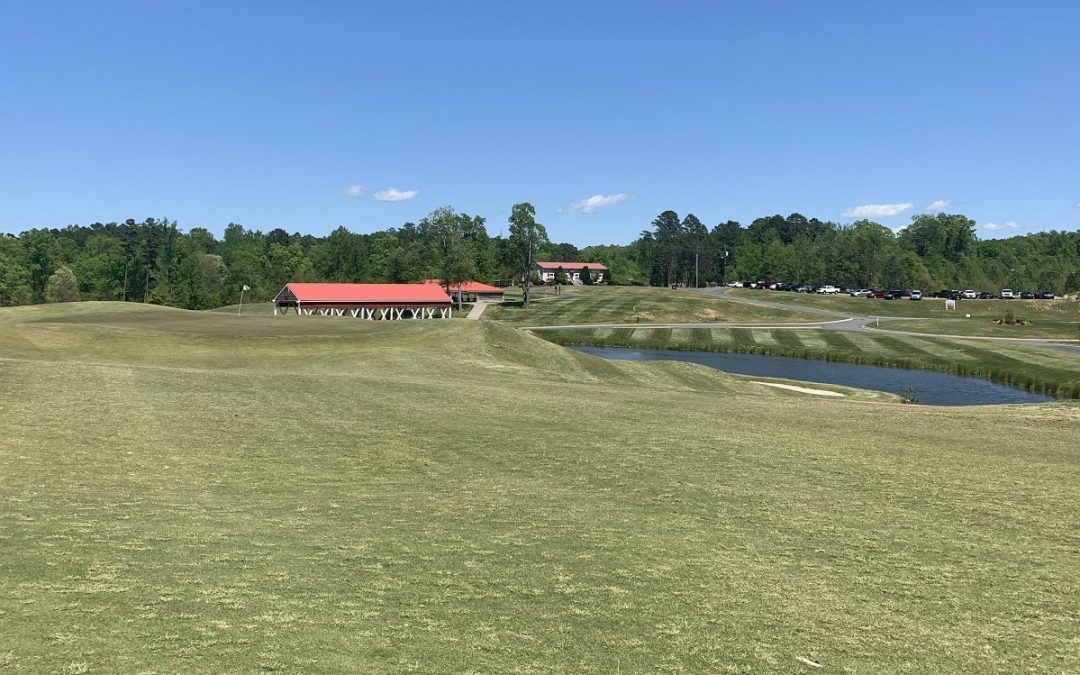Red Bridge Golf Club near Charlotte, NC