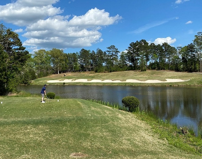 Carolina Lakes Golf Club in Indian Land