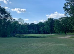 Hole 12 at Chester Golf Course in Chester, SC