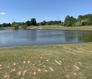 Deer Brook Golf Club Hole 14 in Shelby, NC
