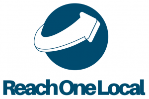 Reach One Local web design service in Charlotte, NC logo