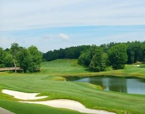 Rock Barn Golf Course in Conover, NC