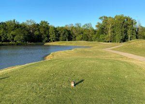 Skybrook Golf Club Hole 16 in Huntersville, NC
