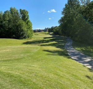 Skybrook Golf Club Hole 3 in Huntersville, NC
