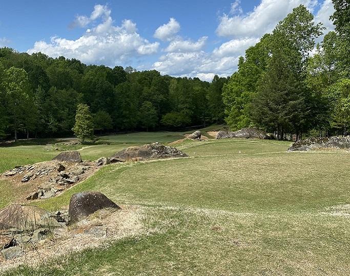 Tot Hill Farm Golf Club in Asheboro, NC
