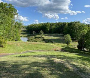 Tot Hill Farm Golf Club Hole 12