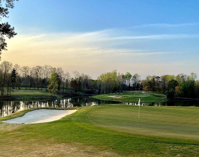 Warrior Golf Club in China Grove, NC