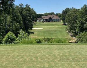 River Oaks Golf Course fairway