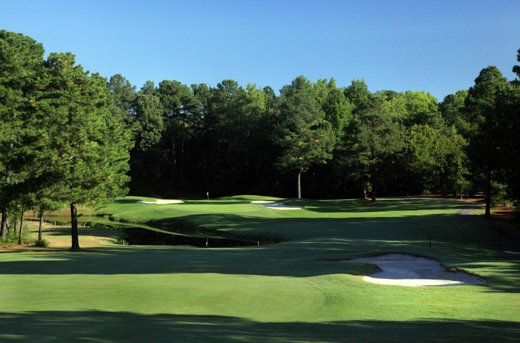 Beacon Ridge Golf & Country Club in West End, NC