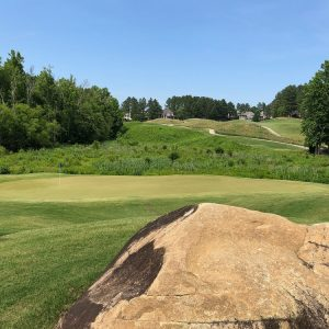 green at verdict ridge golf and country club in denver nc